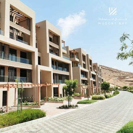 Phase 1 of Muscat Bay has completed.
