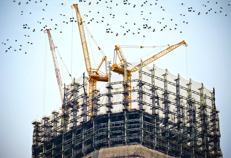 Construction disputes in the Middle East fell from $91m to $57m in 2018.