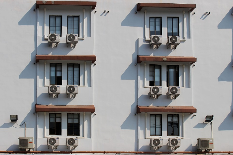 Less than a quarter of the respondents turned their ACs off when they left their home. [representational image]