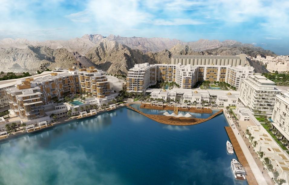 SSH will work on Bab Al Mina at Mina Al Sultan Qaboos.