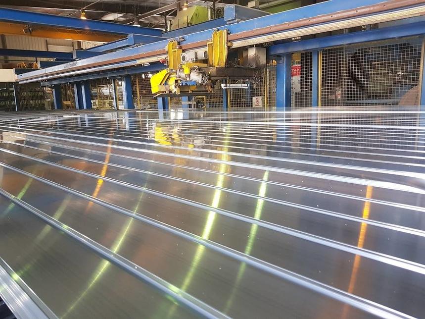 Napco is an Omani aluminium company.