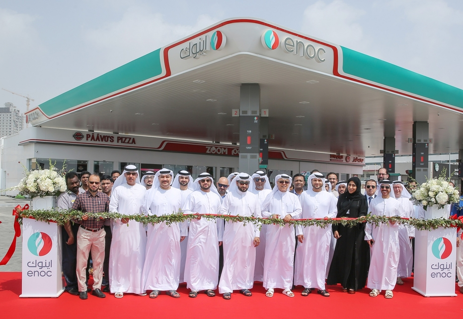 Enoc has opened its ninth station in Fujairah.