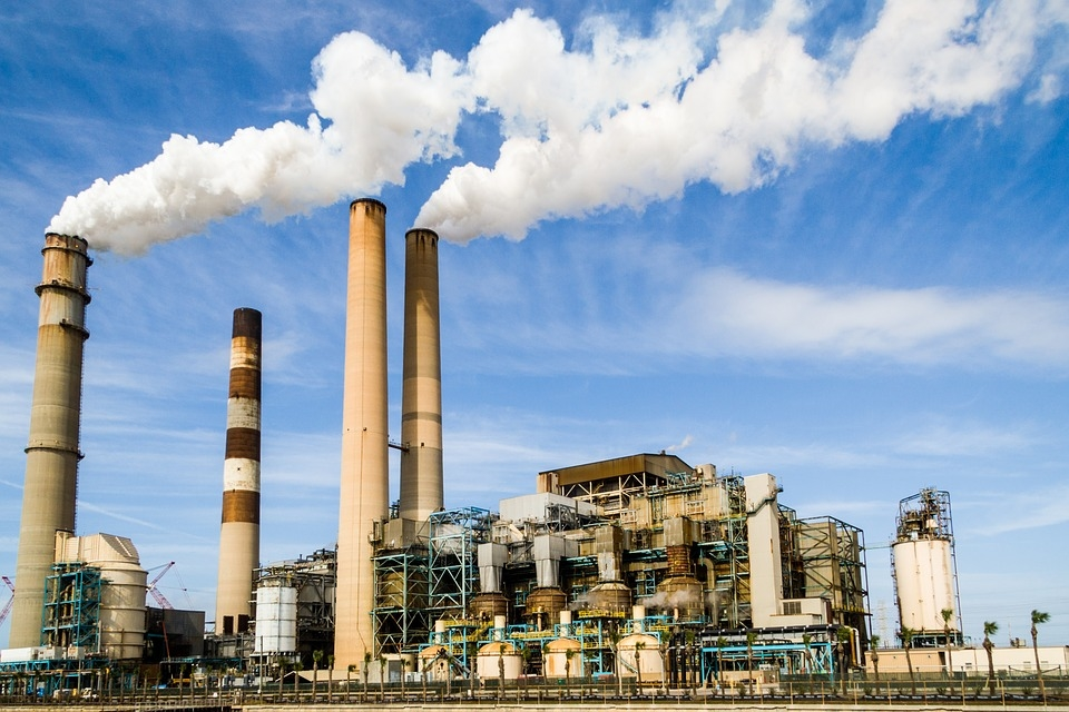 The UAE will build a power plant [representational].