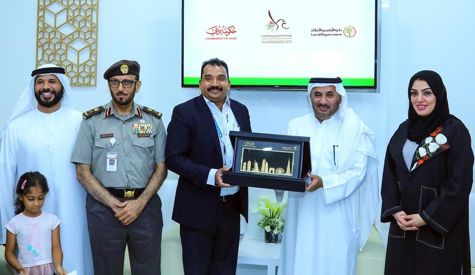 Dubai's DLD has handed golden visas to 20 investors.