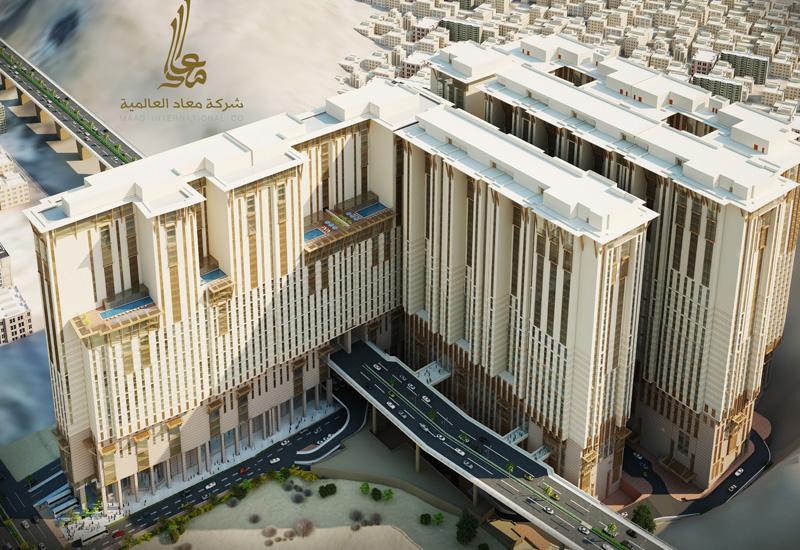 The Maad Hospitality Towers Development in Saudi Arabia.