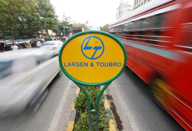 L&T is listed on Bombay Stock Exchange.