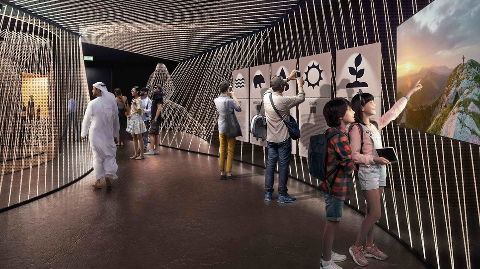 Montenegro's national pavilion will be located in the Sustainability District at Expo 2020 Dubai.