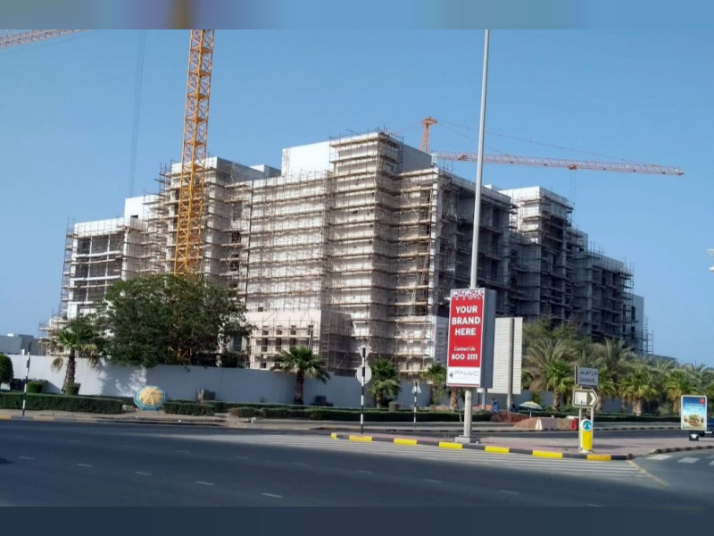 The UAE's Fujairah Beach Project.