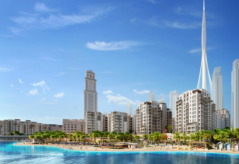 SSH says construction is imminent on Emaar's Breeze.