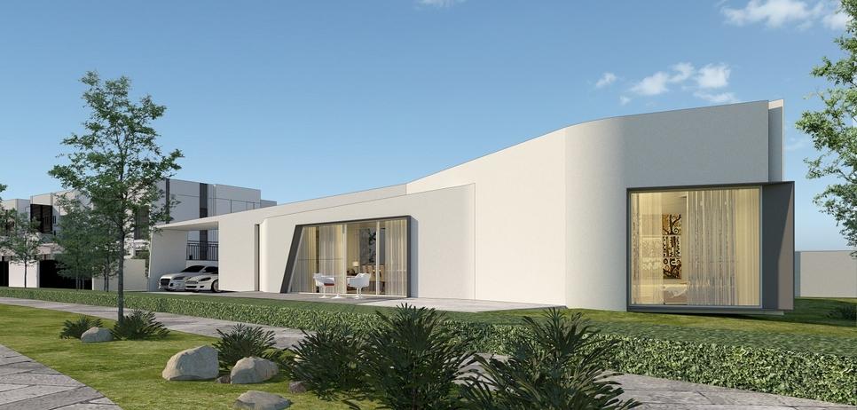Emaar will build a 3D-printed home at Dubai's Arabian Ranches.