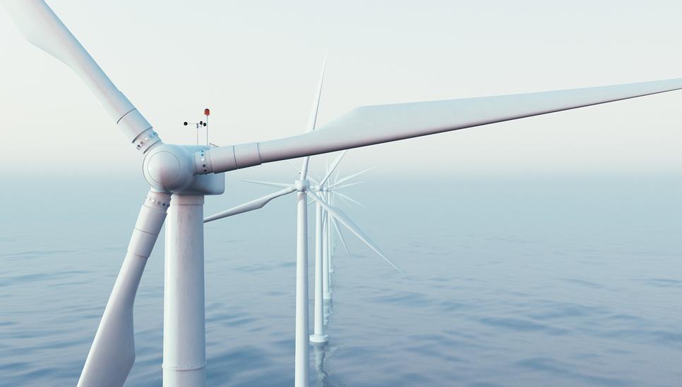 Saipem will build an offshore wind farm in Saudi Arabia.