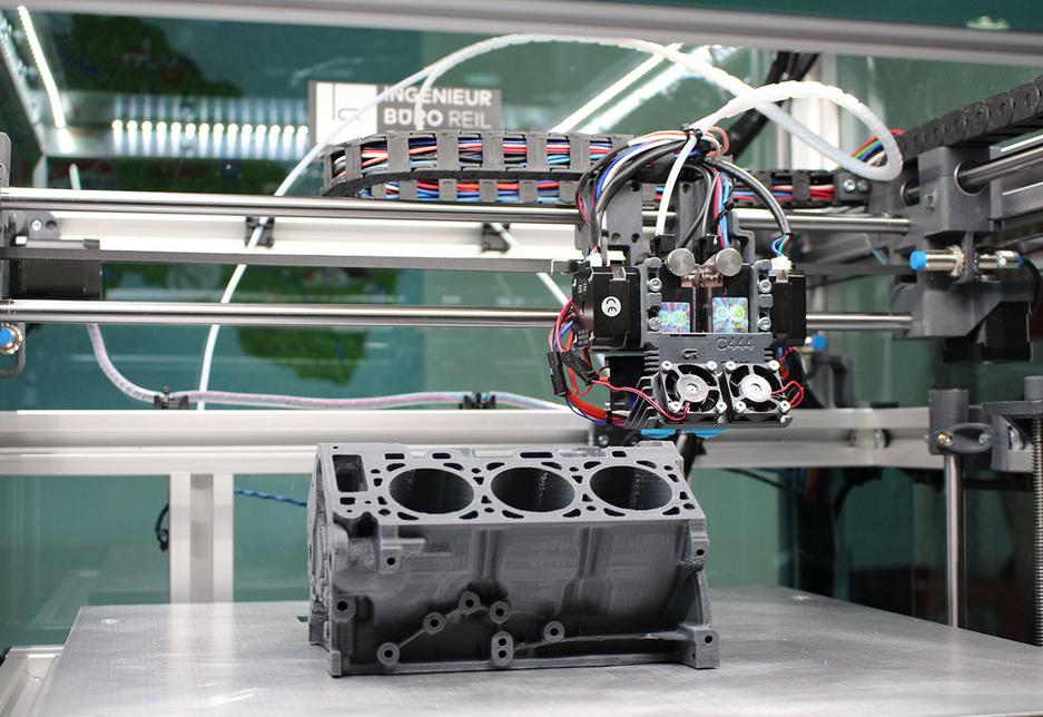 Mechatronics hold the key to future skills.