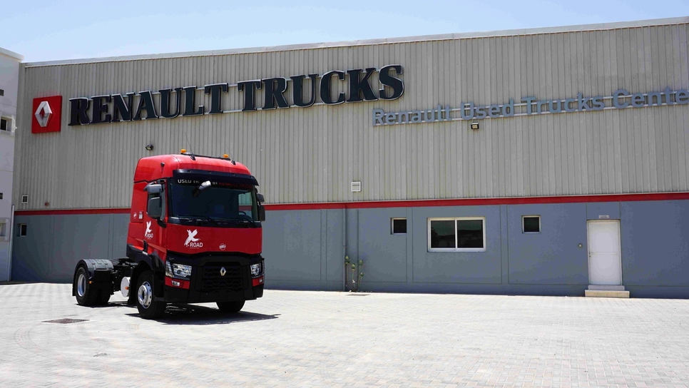 Renault Trucks is capitalising on growing demand for used vehicles.