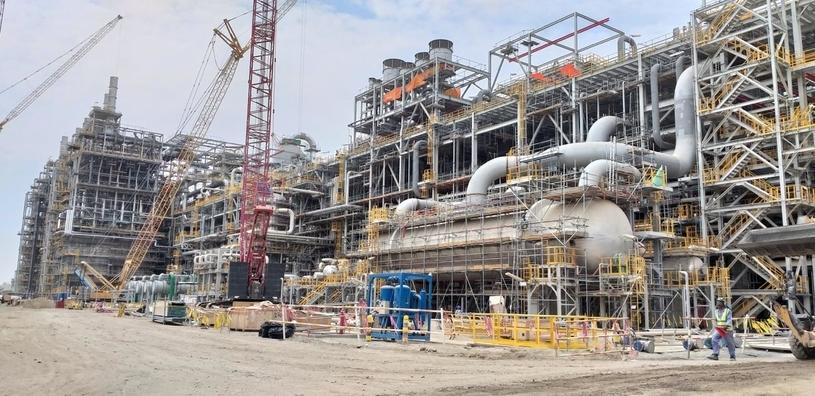 Liwa Plastics Industries Complex, Oman.