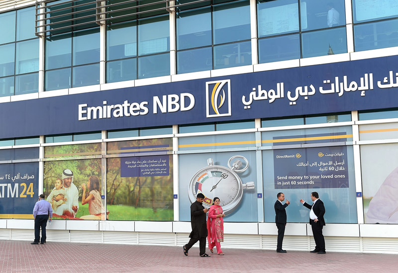 Emirates NBD is expanding in Saudi Arabia.