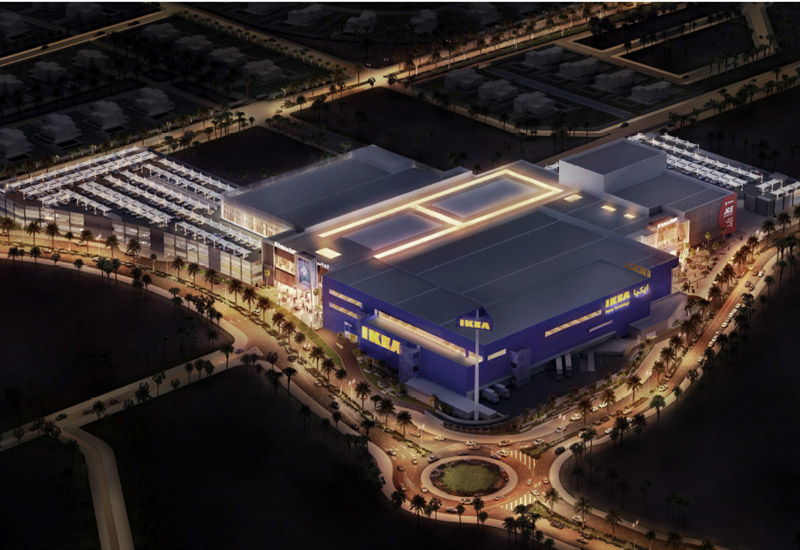 The Dubai South Ikea store will be the largest in the UAE.