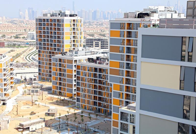 Deyaar is developing Midtown in Dubai.