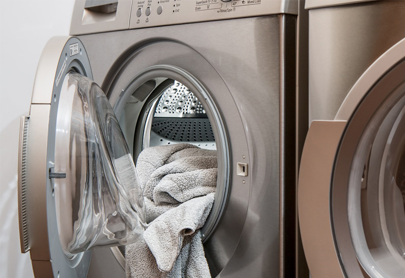Washing machines were among the recalled items.