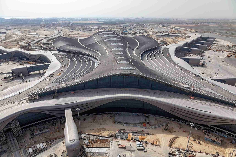 UAE's airport infrastructure investments hit $272.25bn [representative image]