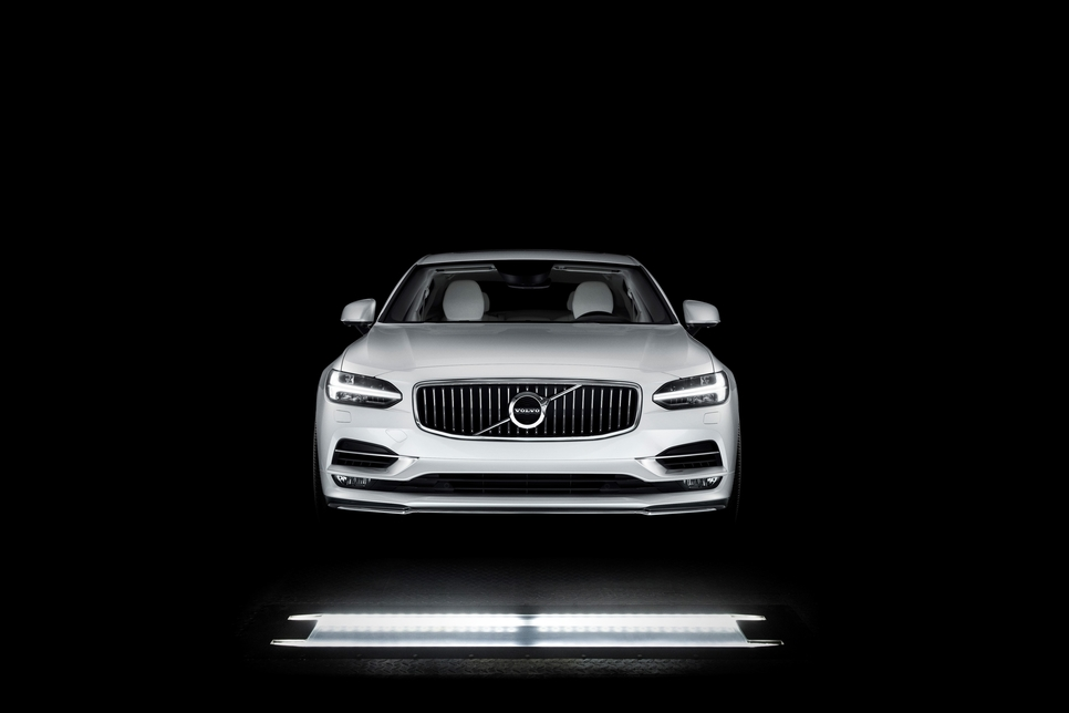 The S90 is among the models Volvo Cars is recalling.