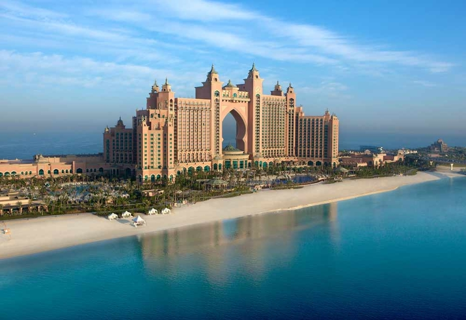 Turner & Townsend's portfolio includes Atlantis, The Palm's refurb.