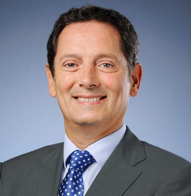 Olivier Le Peuch, Schlumberger's new CEO.