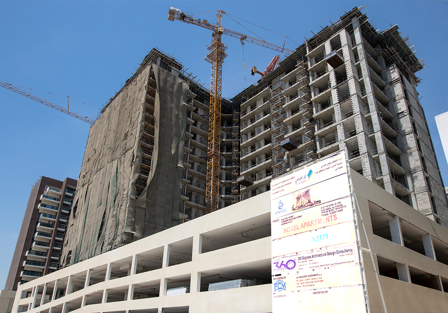 Azizi Star in Dubai's Al Furjan.