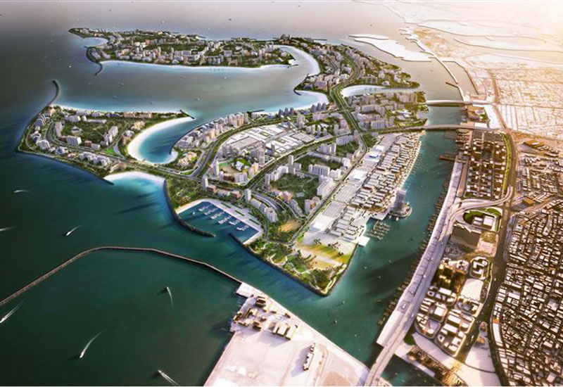Nakheel's Deira Islands in Dubai.