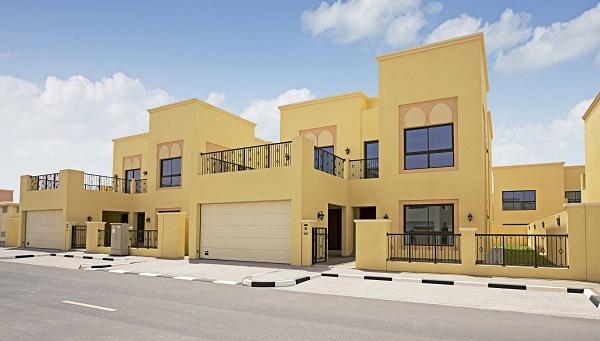 Nakheel is developing the Nad Al Sheba homes.