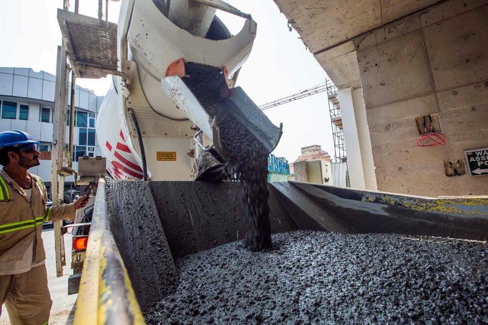 Sharjah Cement Factory will use reused materials [representational image].