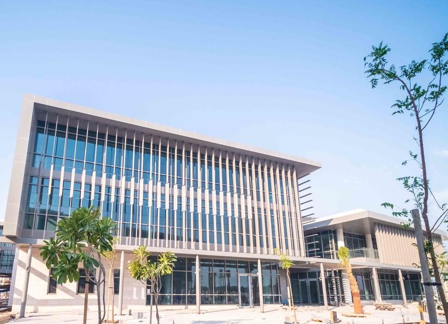 American University of Bahrain's Riffa campus.