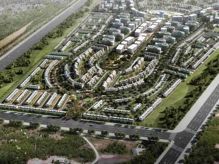 Imkan Misr will oversee Alburouj's development in Egypt.