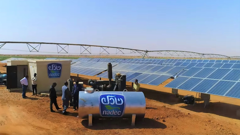 Engie will develop a solar plant in Nadec City.