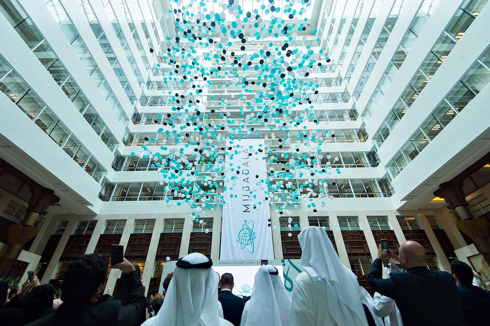 Mubadala is an Abu Dhabi company.