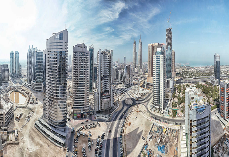 Dubai Investments Co is listed on the bourse.