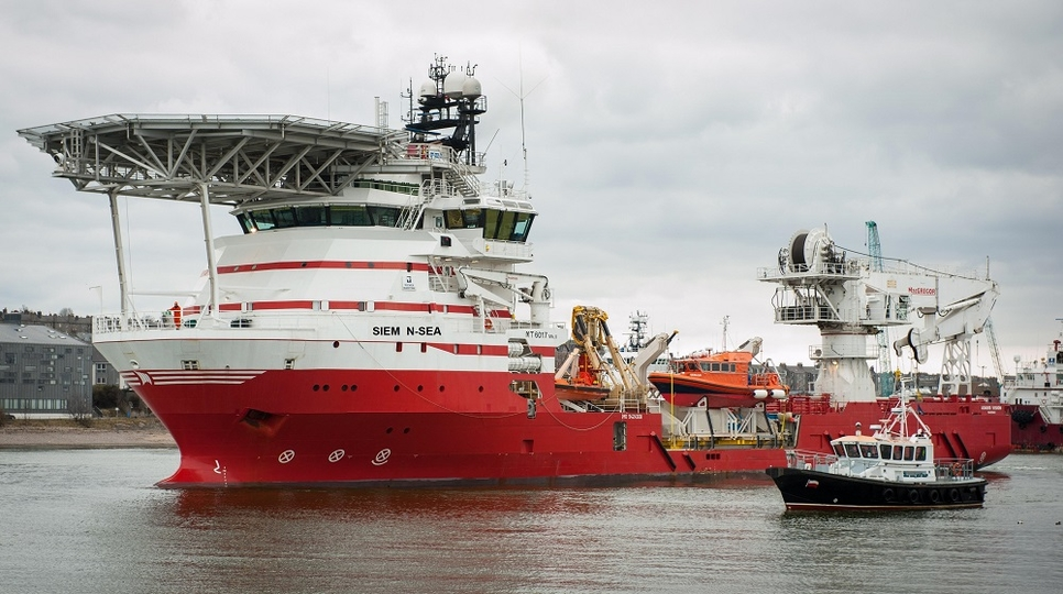 N-Sea has won three Middle East contracts.