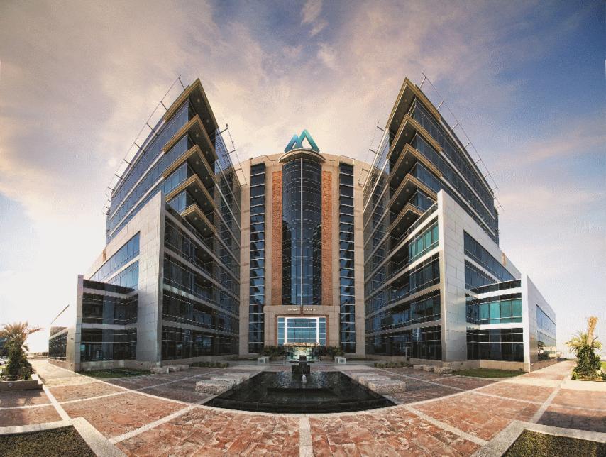 Rakez's business centre in Ras Al Khaimah.