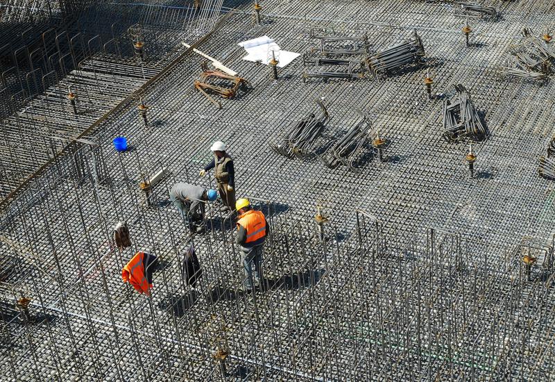 Construction workers in Qatar are reportedly striking over conditions and wages.