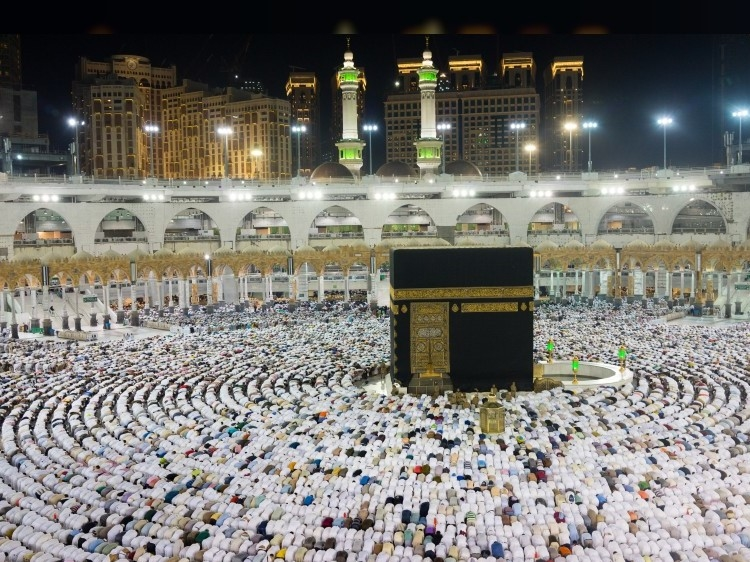More than 1.64 million Hajj pilgrims have arrived in the kingdom as of 5 August, 2019.
