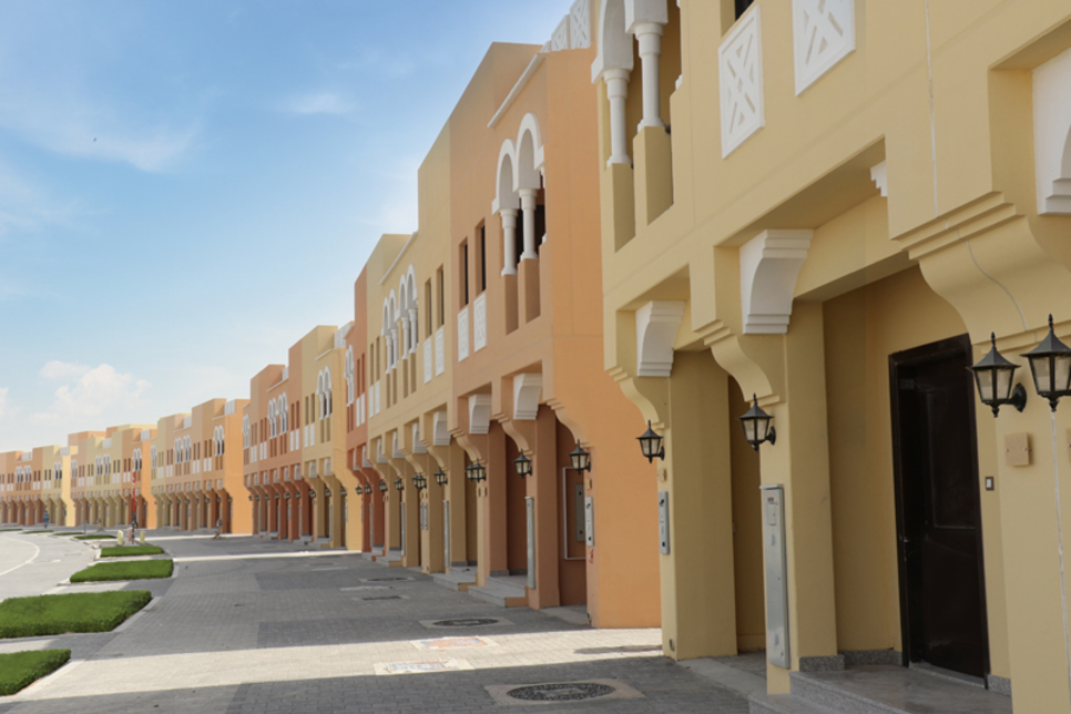 The housing loans are aimed at improving the living standards of Emirati citizens. [representational]