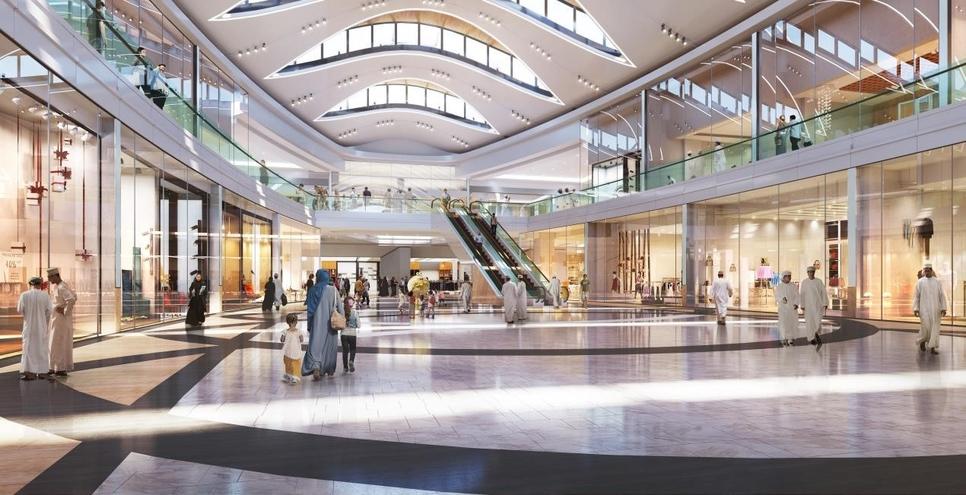 Mall of Oman is Majid Al Futtaim's fifth and biggest lifestyle destination in the Sultanate.