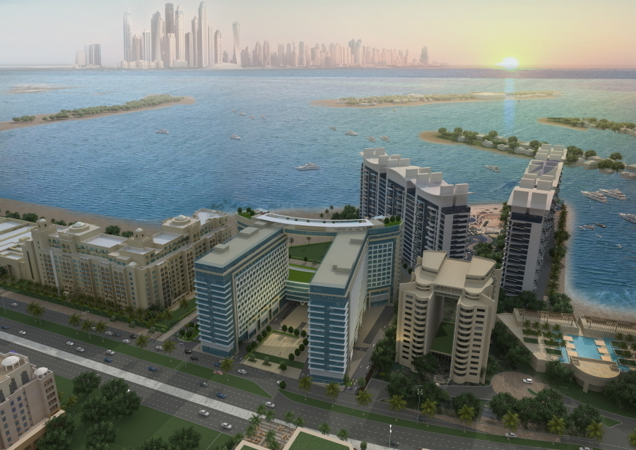 Investors of Seven Residences the Palm will receive one-year free tuition at the Dubai Heights Academy.