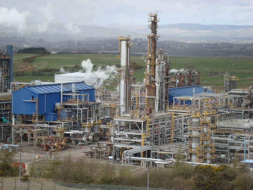 The JV will produce propylene oxide and propylene glycol. [representational]