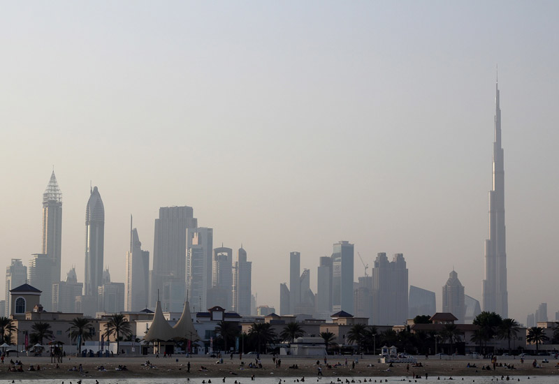 The UAE and Saudi Arabia made up the majority of hotel construction in the Middle East.