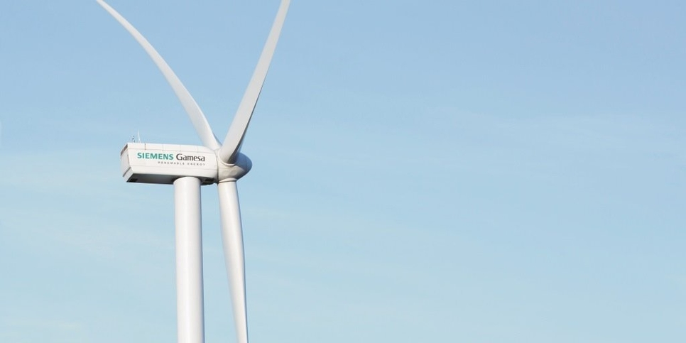 The wind farms are expected to be commissioned by 2020.