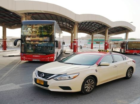 """RTA said it had created a """"comprehensive traffic plan"""" to manage congestion during the holidays"""