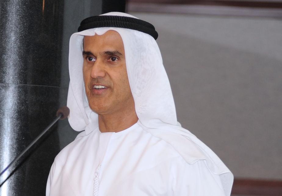 Ali Khalifa Al Shamsi.