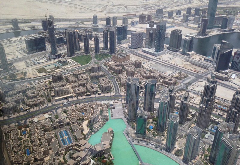 The UAE's construction sector is poised for growth.