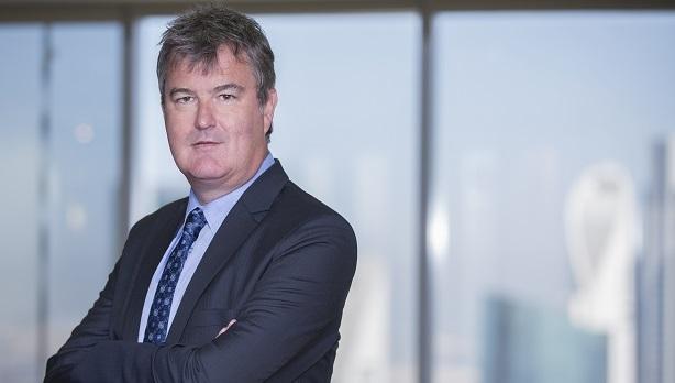 BRG Middle East's managing director, Michael Kenyon.