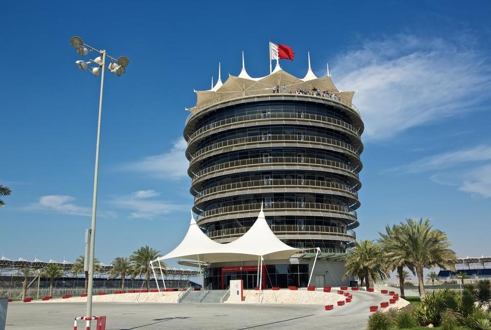 Bahrain International Circuit's HQ [representational image].